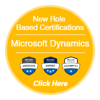 Microsoft Role Based Certification for Dynamics, Birmingham