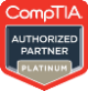 CompTia Partner Platinum Partner