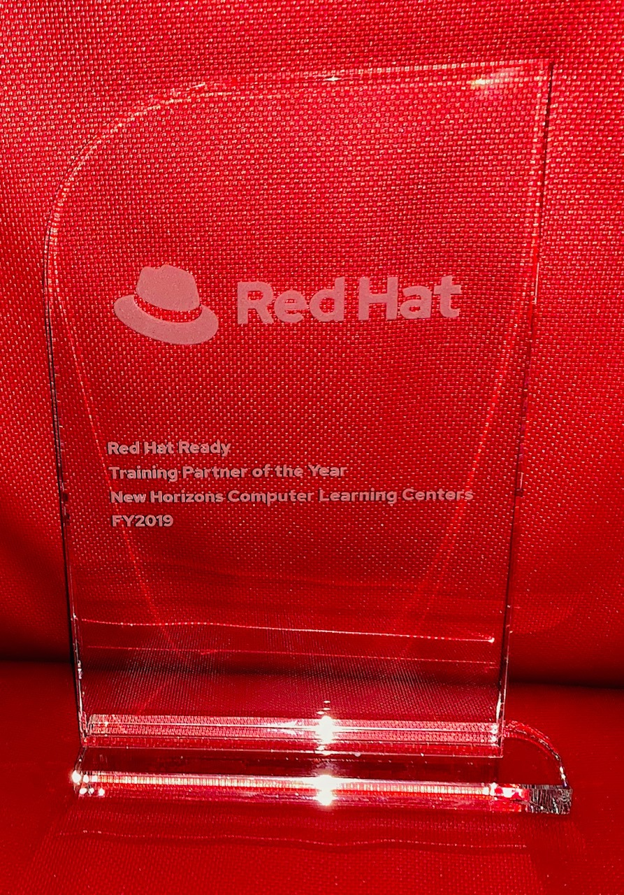 Red Hat Ready Partner of the Year Award